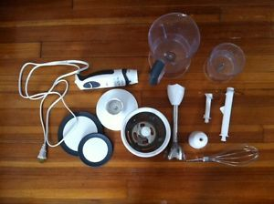 Braun Professional Turbo 5 Speed 400W Hand Blender Mixer for Parts