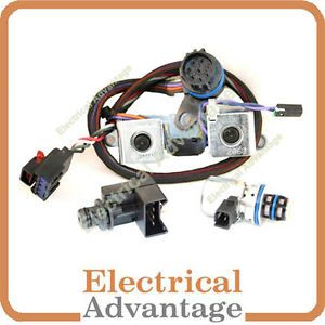 Jeep Grand Cherokee Transmission Solenoid Kit 00 42RE 44RE A500 Governor Senso