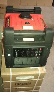 New Inverter Generator with Electric Start Remote 3600W Gas Portable Generator