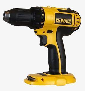 "Dewalt 18volt Drill Driver Cordless Auto 1 2""Chuck DC720 Compact Power Tool"
