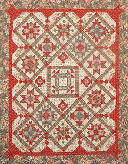 This That Vintage Memories Bom Quilt Pattern