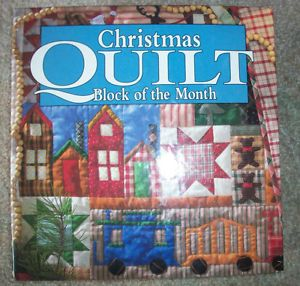 Christmas Quilt Block of Month Jeana Kimball Newsletter Quilts Templates