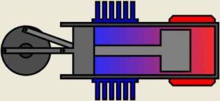 Stirling Engines Plans Build External Hot Air Engine Model Steam Engine on CD
