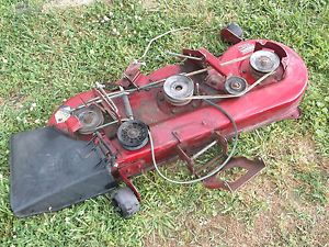 Murray Riding Mower Deck 46""