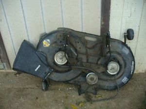 "Murray Riding Mower 42"" Deck Complete with Blades and Belt"