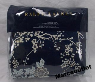 Ralph Lauren Bedding Deauville Full Queen Duvet Cover