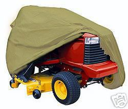 """Lawn Tractor Cover for  Craftsman Riding Mower 42"""" 54"""" Cutting Deck"""