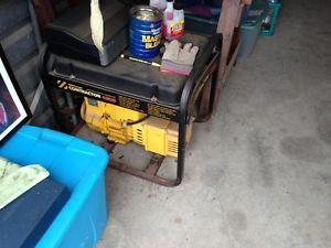 Coleman Powermate Portable Generator 4200 Watts