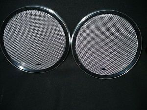 """New Arc Audio XDI Series Speaker Grilles 6 5"""" inch Speakers Grills Covers Classy"""