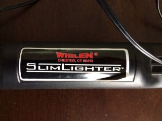 Whelen Slimlighter RR Police Fire Public Safety Security Dash Light LED