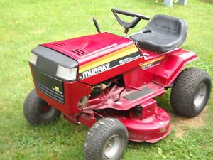 "12hp Murray Riding Mower 38"" Deck Indiana"