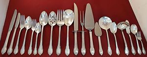 1847 Rogers Bros Silver Plate Remembrance Silverware Flatware Grill Pcs Choice