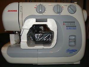 janome harmony 2041 sewing machine