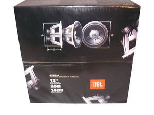 "JBL GTO 1214 12"" Single 4 Ohm Car Subwoofer GTO1214 New with Warranty Included 050036930475"