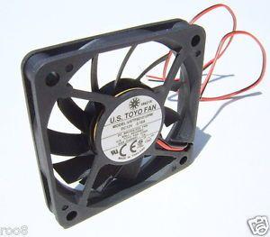 T T Brushless Fan 60mm x 60mm x 10mm Computer Fan