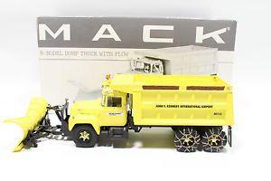 Dump Truck Snow Plow