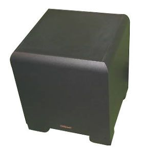 Klipsch KSW50 Powered Subwoofer Synergy Series 8 inch Bass Reflex