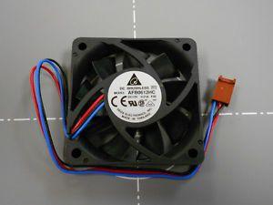 Delta Electronics 12V DC 21A 60mm x 60mm x 13mm Brushless Fan AFB0612HC