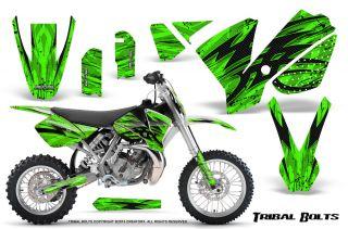 KTM SX65 SX 65 2002 2008 Graphics Kit Creatorx Decals Stickers TBGNP