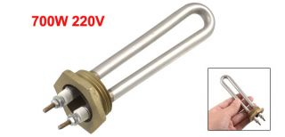 700W 220V Water Heating Element 3mm Thread Heating Tube Heater
