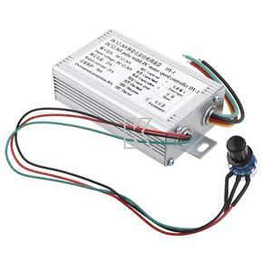 DC12V 36V Pulse Width PWM DC Motor Speed Controller Driver 30A 900W