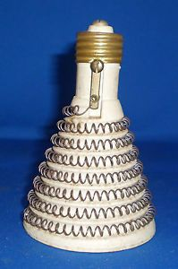 Cone Shaped Coil Ceramic Heating Element Chicken Coop Small Animal Pen Works