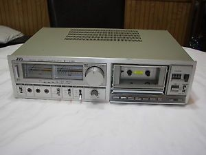 JVC KD A55 Stereo Cassette Deck Tape Player Recorder