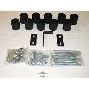 Performance Accessories Body Lift 3 in Ford Bronco Kit 843