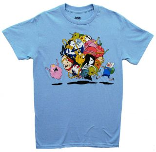 Adult Cartoon T Shirts