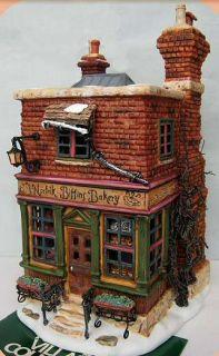 Norfolk Biffins Bakery New Department Dept 56 Dickens Village DV