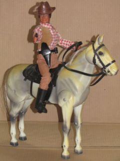 Vintage Max Zapf Gi Joe Action Man Star Hardy Horse