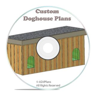 Insulated Dog House Plans 15 Total Small Dog House Plans with Roof Deck