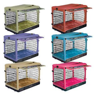 Captivating ... Pet Gear The Other Door Steel Crate PG5927 PG5936 PG5942 Dog Cat Rabbit  Pen Cage ...