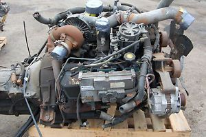 '98 Ford 7 3 Int Powerstroke Turbo Diesel Engine w Allison 545 Transmission