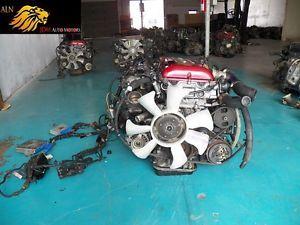 Nissan 180sx 240sx 2 0L Turbo Engine Transmission JDM s13 Wiring ECU SR20DET