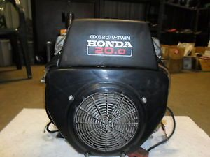Honda 20 0 HP Engine GX620 V Twin Miller Bobcat Hobart Lincoln Welder