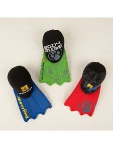 New Body Glove Dog Toss Toy Neoprene Beach Lake Park Pool Water Floats Squeak