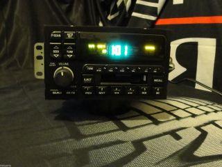1996 2005 Buick Park Avenue Factory Cassette Am FM Car Stereo Radio 09356744