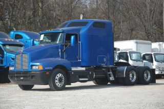 2006 Kenworth T600 Cummins ISX No Reserve Only 557 679 Miles Headache Rack