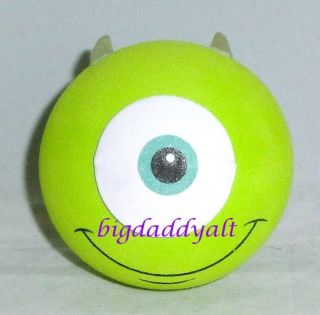 New Disney Parks Monsters Inc Mike Wazowski Large Car Antenna Topper Ball