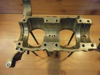 1989 Kawasaki JS550 JS 550 jetski Jet Ski Bottom End Engine Case Set Core Motor