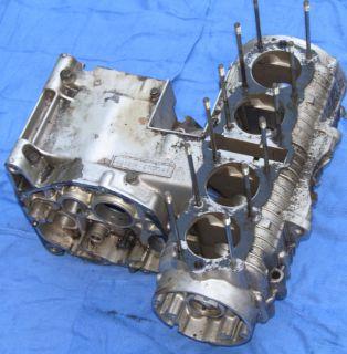 1974 1978 Honda CB550 CB 550 Engine Motor Crankcase Crank Case Set 74 75 76 77