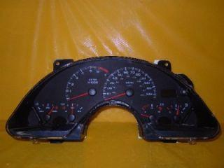 98 Camaro Speedometer Instrument Cluster Dash Panel Gauges 33 568