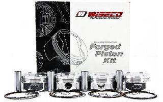 75 78 CB750F Super Sport Wiseco Forged Piston Kit 65 00mm x 63mm 3mm