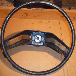 1978 1979 Ford Truck Steering Wheel F150 F250 78 79 Bronco Pickup 1970s Vintage