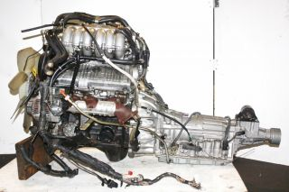 Toyota Tacoma Tundra 4Runner 5VZ FE 6 Cyl Engine Automatic Trans 3 4L Motor