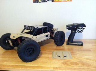 Axial Exo 1 10th Scale Electric 4WD Terra Buggy Kit Radio Controlled Truck 8168740103794