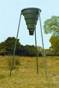 """New"" Tecomate Twister Deer Feeders"