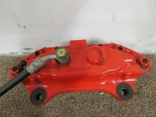 JDM DC5 Brembo Calipers Civic EP3 Type R Fronts Red RSX