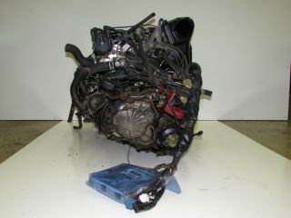 JDM Toyota 4A GE Black Top 20 Valve Engine 5 Speed Toyota Corolla Paseo Motor